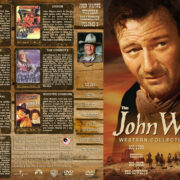 The John Wayne Western Collection – Volume 2 (1970-1976) R1 Custom Cover