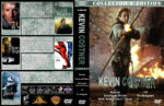 Kevin Costner Collection – Set 2 (1990-1992) R1 Custom Covers