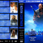 Kevin Costner Collection – Set 3 (1993-1997) R1 Custom Covers