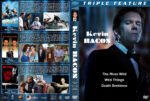 Kevin Bacon Triple Feature (1994-2007) R1 Custom Cover