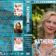 Katherine Heigl Collection - Set 3 (2012-2015) R1 Custom Covers