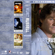 Kurt Russell Collection – Set 3 (1997-2005) R1 Custom Covers