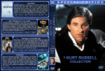 A Kurt Russell Collection (4) (1982-2006) R1 Custom Cover