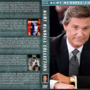 Kurt Russell Collection (5) (1986-2006) R1 Custom Cover