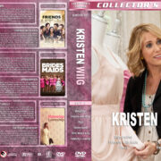 Kristen Wiig Collection – Set 2 (2010-2013) R1 Custom Covers