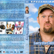 Larry the Cable Guy Collection (4) (2006-2012) R1 Custom Cover