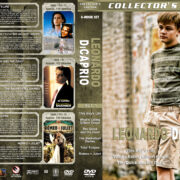Leonardo DiCaprio Collection – Set 1 (1993-1996) R1 Custom Covers