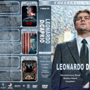 Leonardo DiCaprio Collection – Set 4 (2008-2013) R1 Custom Covers
