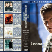 The Leonardo DiCaprio Collection (8) (1996-2010) R1 Custom Cover