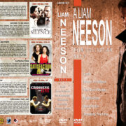 A Liam Neeson Film Collection -Set 1 (1985-1990) R1 Custom Covers