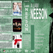 A Liam Neeson Film Collection -Set 3 (1995-2000) R1 Custom Covers