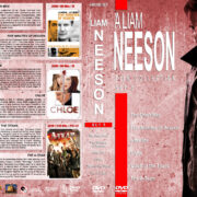 A Liam Neeson Film Collection -Set 5 (2008-2010) R1 Custom Covers