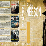 A Liam Neeson Film Collection -Set 6 (2011-2014) R1 Custom Covers