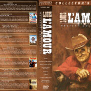Louis L'Amour Western Collection (8) (1953-1996) R1 Custom Cover