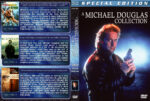 A Michael Douglas Collection (3) (1984-1993) R1 Custom Cover