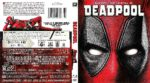 Deadpool (2016) R1 Blu-Ray Cover & Labels