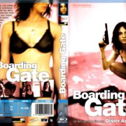 Boarding Gate (2007) R2 FR/NL Blu-Ray Cover & Label