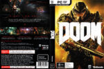 Doom (2016) PC Cover & Label