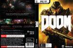 Doom (2016) PC Cover & Label