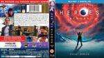 Heroes Reborn (2015) Season 1 Custom Blu-Ray Covers