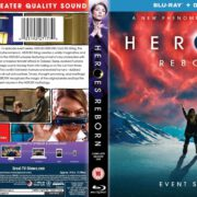 Heroes Reborn (2015) Season 1 Custom Blu-Ray Covers