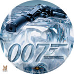 007 – The Living Daylights (1987) R1 Custom Labels