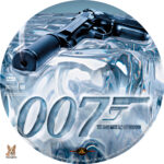 007 - The Man with the Golden Gun (1974) R1 Custom Labels