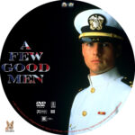 A Few Good Men (1992) R1 Custom Labels