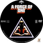 A Force of One (1979) R1 Custom Label