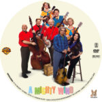 A Mighty Wind (2003) R1 Custom Label