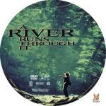 A River Runs Through It (1992) R1 Custom Label