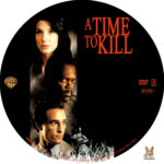 A Time to Kill (1996) R1 Custom Label