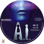 A.I.: Artificial Intelligence (2002) R1 Custom Labels