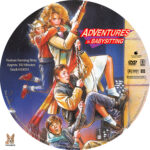 Adventures in Babysitting (1987) R1 Custom Label