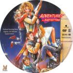 Adventures in Babysitting (1987) R1 Custom Label