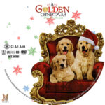 A Golden Christmas (2009) R1 Custom Label