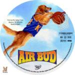Air Bud (1997) R1 Custom Label