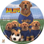 Air Bud: World Pup (2000) R1 Custom Label
