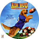 Air Bud: Golden Receiver (1998) R1 Custom Label