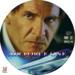 Air Force One (1997) R1 Custom Labels