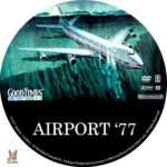 Airport '77 (1977) R1 Custom Label