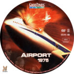 Airport 1975 (1974) R1 Custom Label