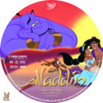 Aladdin (1992) R1 Custom Labels