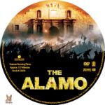 The Alamo (1960) R1 Custom Label