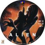 Alien (1979) R1 Custom Labels
