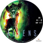 Aliens (1986) R1 Custom Label
