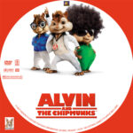 Alvin and the Chipmunks (2007) R1 Custom Labels