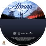 Always (1989) R1 Custom Label