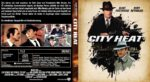 City Heat (1984) R2 German Blu-Ray Cover