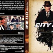 City Heat (1984) R2 German Blu-Ray Cover